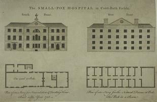 Smallpox in London