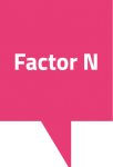 Factor N | Training en Coaching logo