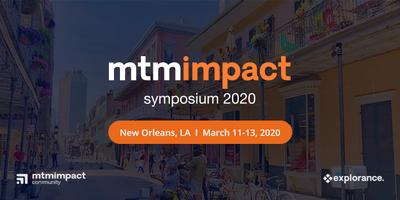New Orleans Events May 2020 MTM Impact Symposium 2020 Tickets, Wed, Mar 11, 2020 at 9:00 AM