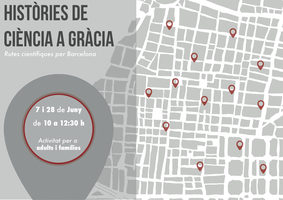 Rutes Científiques per Barcelona: 'Històries de...