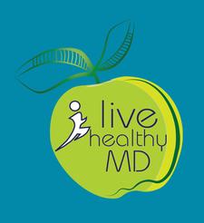 Live Healthy MD logo