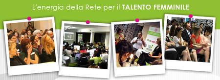 Talent Donna - Ultimo Inspiring Happy Hour Milano 2014