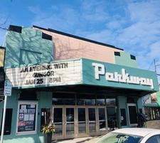 The Parkway Theater logo