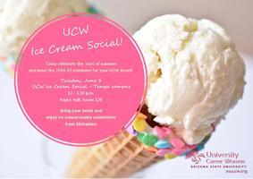 UCW Ice Cream Social - Tempe