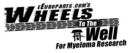 eEuroparts.com's Wheels to the Well for Myeloma...