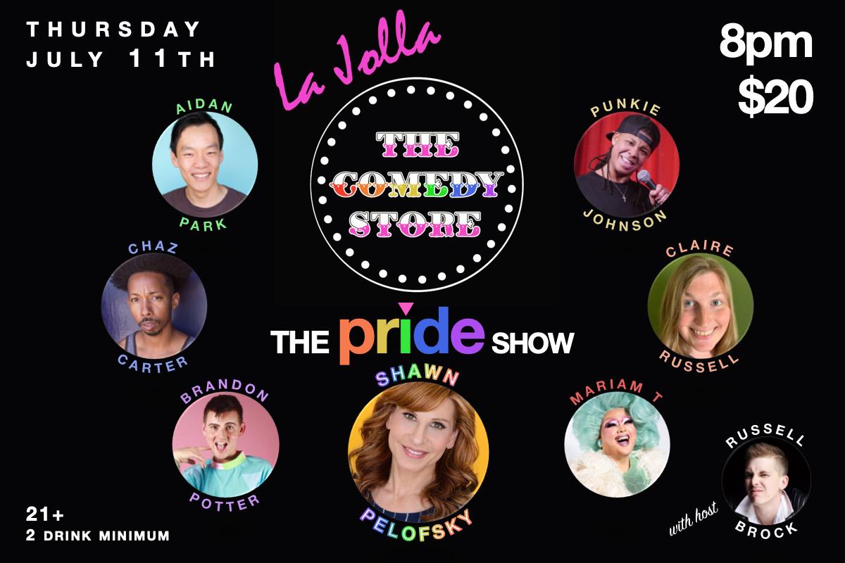 The Pride Show - 8pm