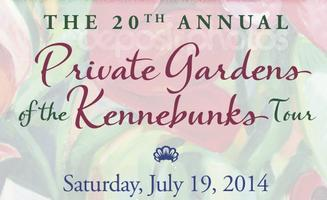 20th Annual Private Garden Tour of the Kennebunks