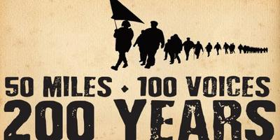 50 Miles, 100 Voices, 200 Years
