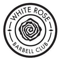 White Rose Barbell Open