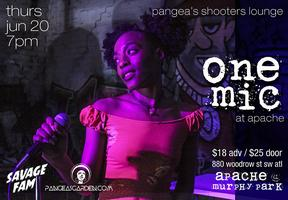 ONE MIC - Pangea's Shooters Lounge