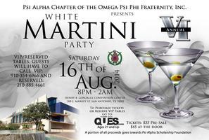 """""""White Martini Party VI"""""""