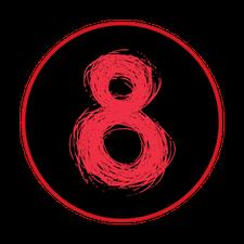 No.8 Restaurant logo