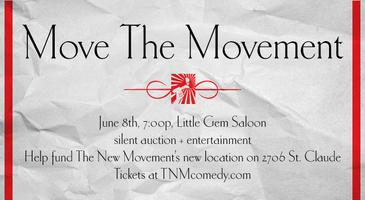 Move the Movement! A Gala from The New Movement