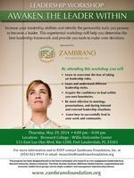 Broward College: Awaken the Leader Within - Leadership...