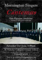 Cantemus - Mornington Singers Summer Concert (Galway)