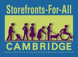 Cambridge Storefronts-For-All Campaign Launch - June...