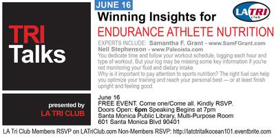 Winning Insights for Endurance Athlete Nutrition