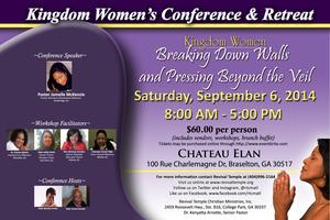 Kingdom Women's Conference & Retreat