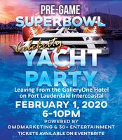 Palm Beach Yacht Club February Calendar 2020 Super Bowl Pre Game Celebrity Yacht Party Tickets, Sat, Feb 1