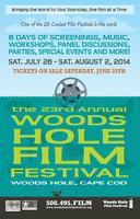 Jimmy Tingle Comedy Show, Woods Hole Film Festival...