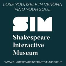 SHAKESPEARE INTERACTIVE MUSEUM logo
