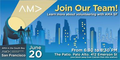 Volunteer Recruitment Event: American Marketing...