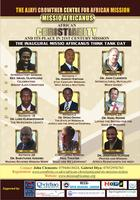 African Christianity And Its Place In 21st Century...