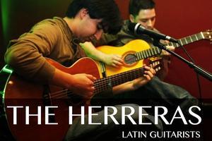 Cafe Sole presents The Herreras