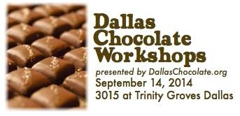 Dallas Chocolate Workshops 2014