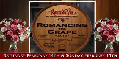 Romancing the Grape 2015