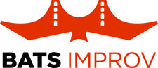 BATS Improv, Center for Improvised Theatre logo