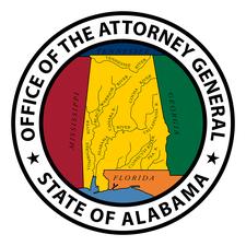 Alabama Attorney General's Office logo