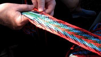 Traditional Finger Weaving - Métis Sash Workshop