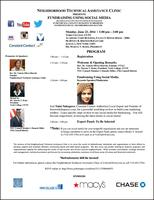 Free Workshop ! Fundraising Using Social Media