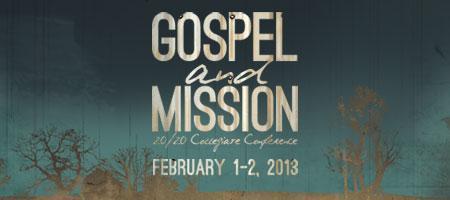 20/20 Conference: Gospel & Mission