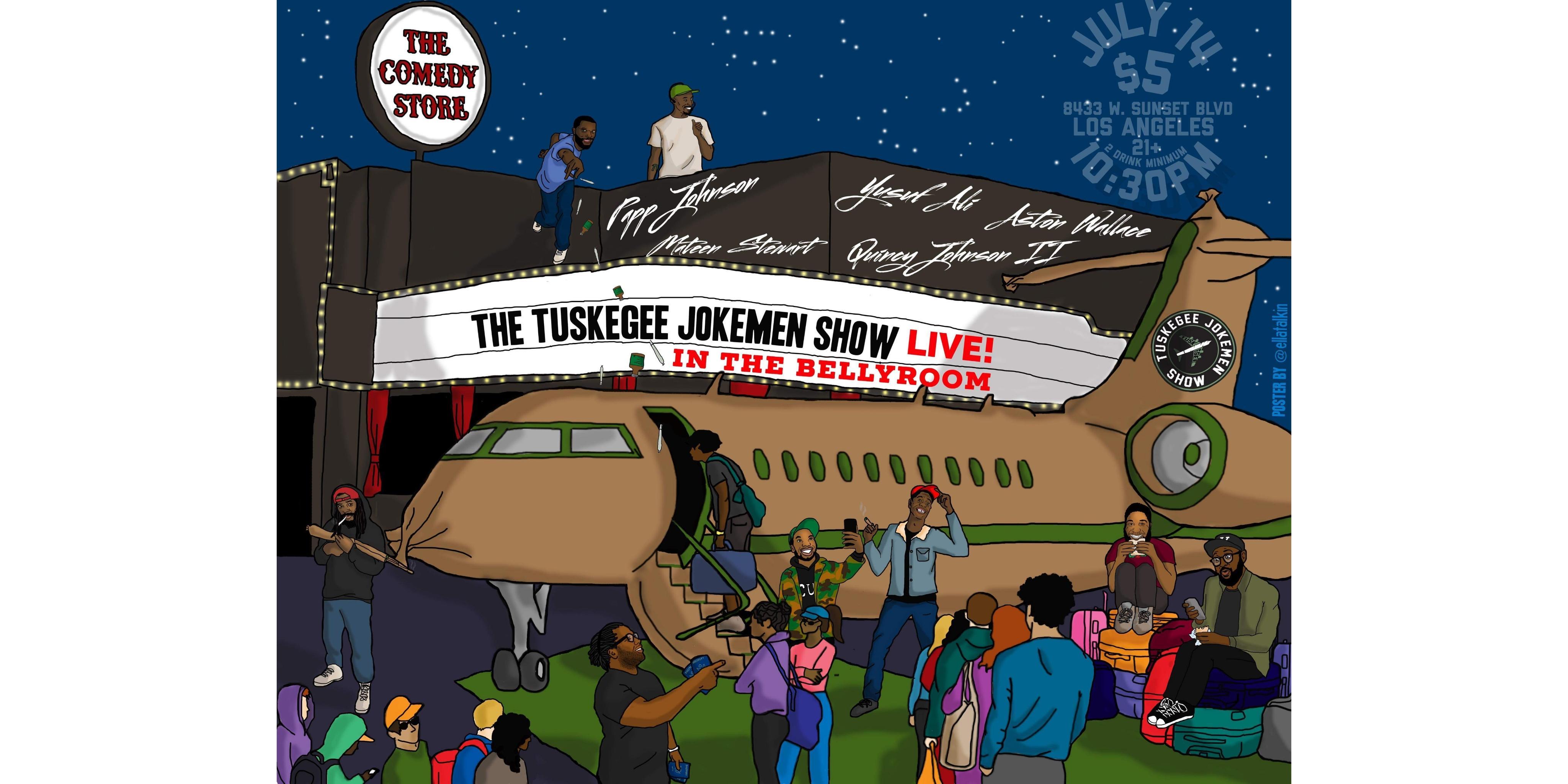 The Tuskegee Jokemen Show