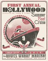 1st Annual Hollywood East Summer Boat Cruise
