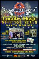Country Pop Up 2 - Country Music Hits the Beach!