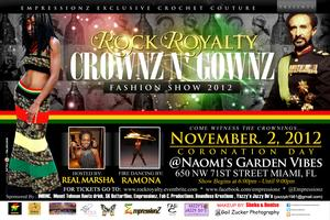EmpressionZ presents ROCK ROYALTY 2012: CROWNZ N'...