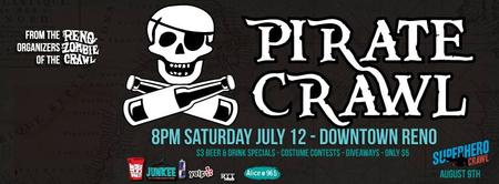 2014 Reno Pirate Crawl