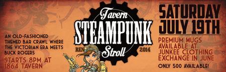 2014 Reno Steampunk Stroll