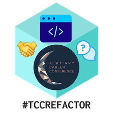 TCCRefactor Squad - Tertiary Career Conference 2019 logo