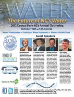 The Future of NC's Water