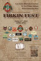 LGBC 3rd Annual FIRKIN FEST!