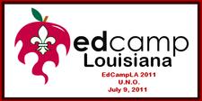 EdCamp Louisiana logo
