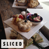 Afternoon Tea at SLICED Gourmet