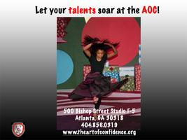 Act, Dance, or Sing at THE AOC!!!