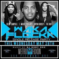 WAKA FLAKA Single Release Party Tonight at Metro Fuxon