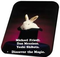 Friedl, Messisco, Shibata: A Magical Aiki Weekend