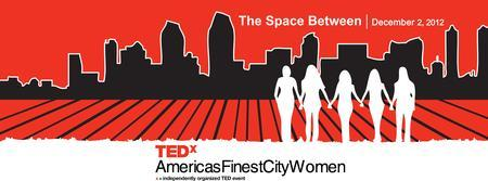 TEDxAmericasFinestCityWomen